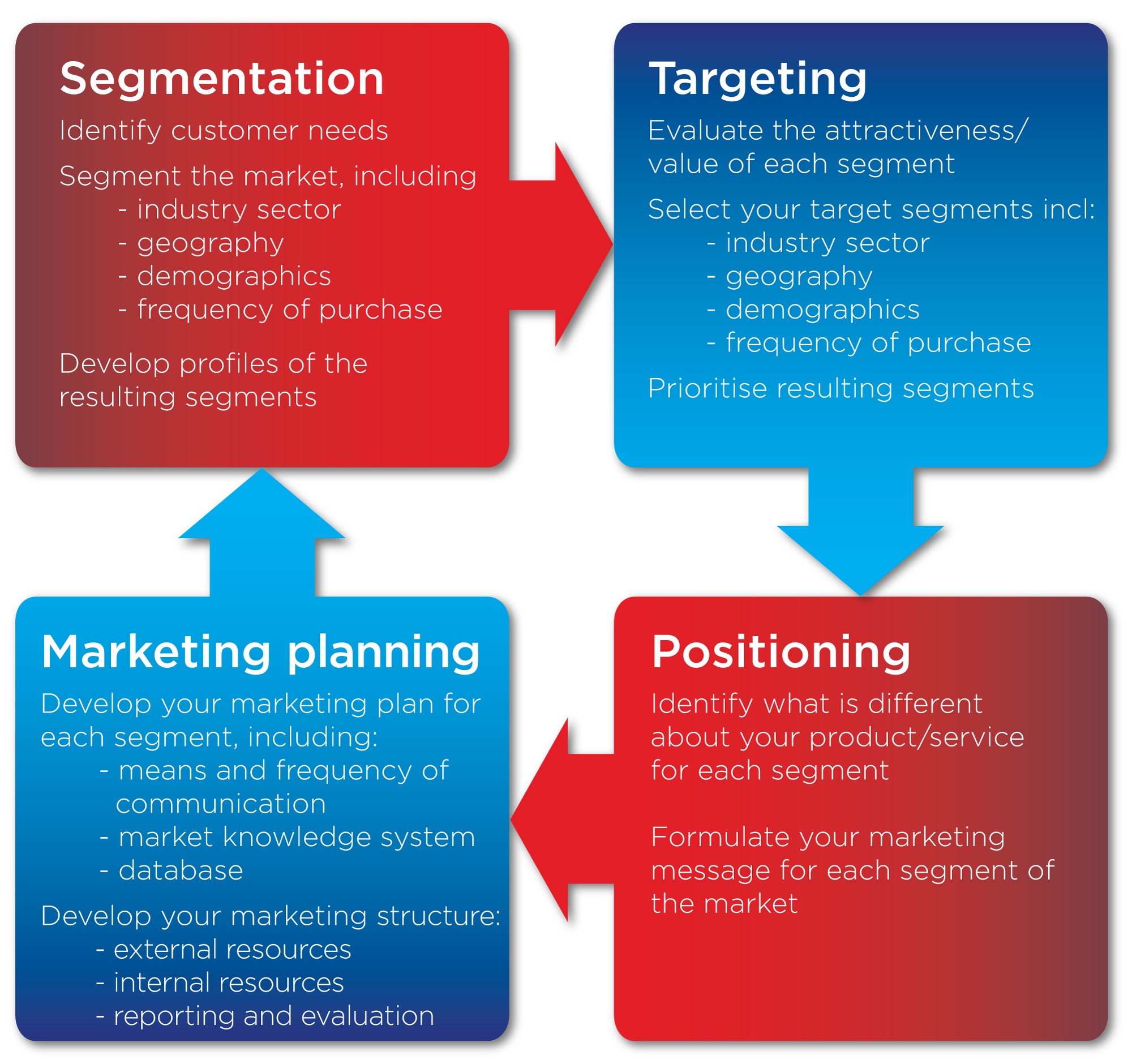 Analysis of Targeting, Segmentation & Positioning